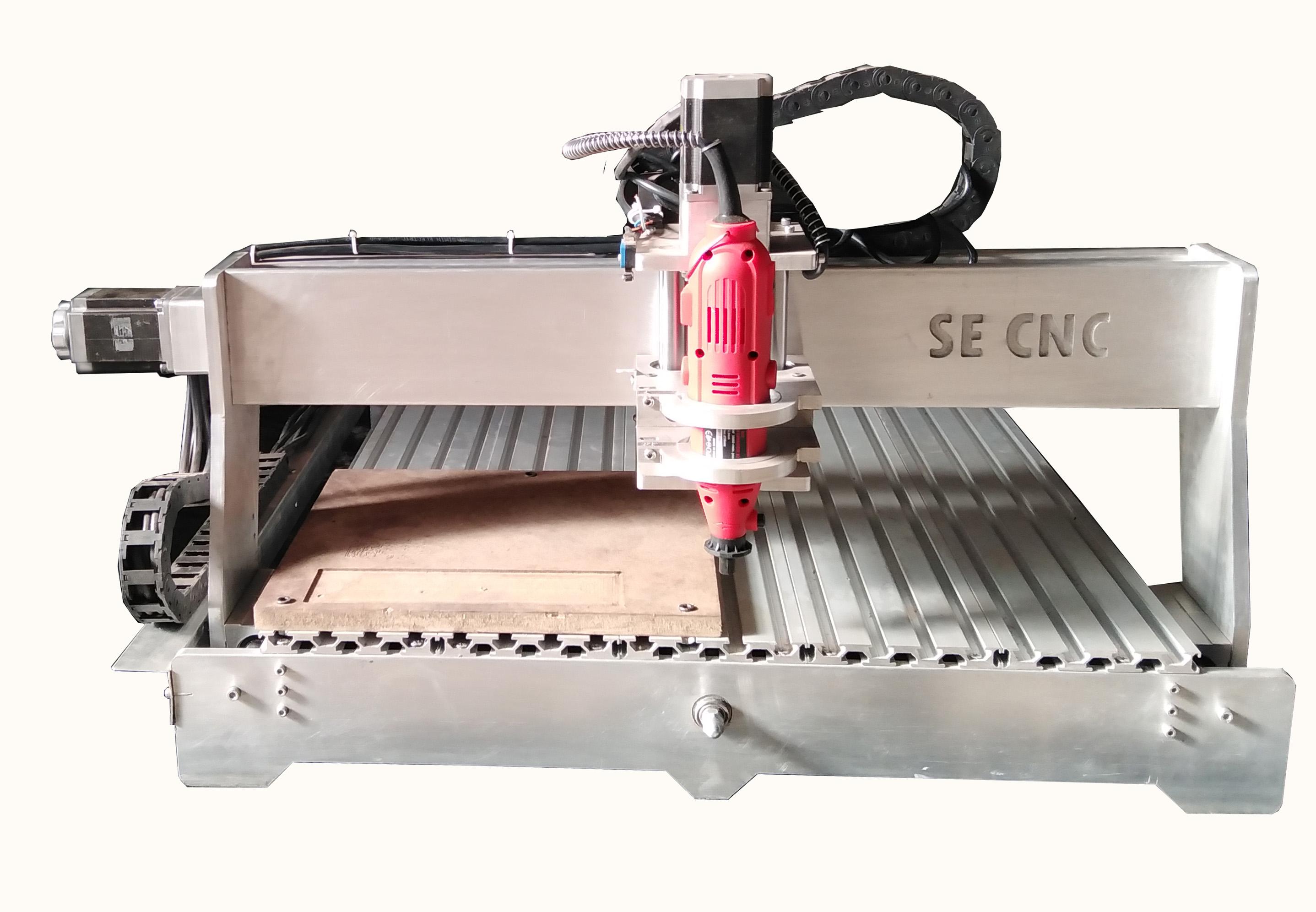 دستگاه سی ان سی سه محوره مدل البرز